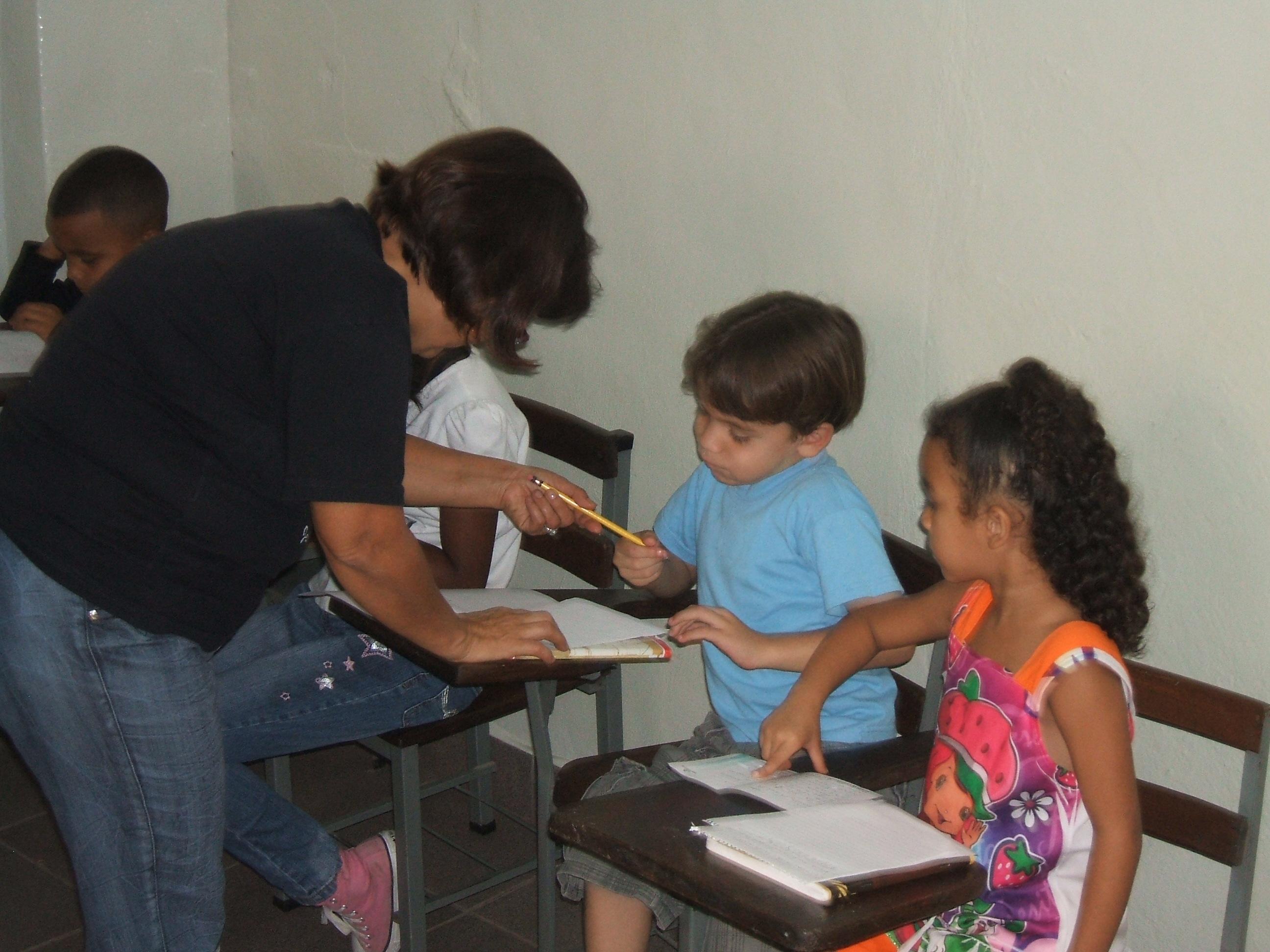 Educación por la defensa de los derechos del niño
