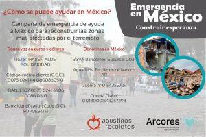 México impulsa campaña de reconstrucción de casas