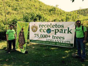 El parque ecológico ECOPARK es uno de los proyectos que cae bajo el paraguas de ARCORES Filipinas