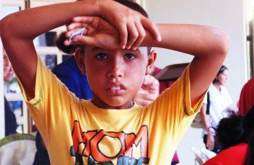 ARCORES en defensa de los derechos del niño