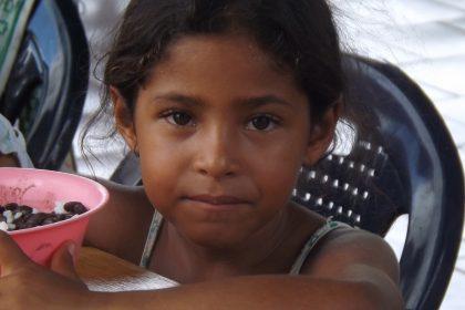 Programa de alimentación en el Estado Anzoátegui, Venezuela