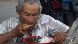 Aumento del hambre en el mundo.